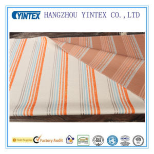 Yintex Stripe Colorful Polyester Fabric for Mattress Cover pictures & photos