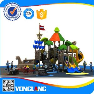 Body Machine Corsair Series Outdoor Kids Funny Playground Set Plastic Toy pictures & photos