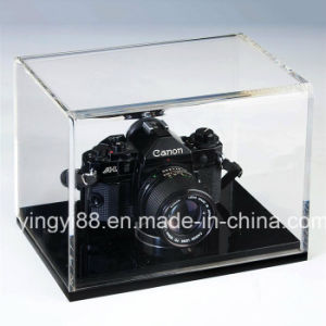 High Quality Acrylic Display Case for Camera pictures & photos