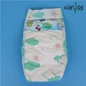 PE Film Baby Diaper