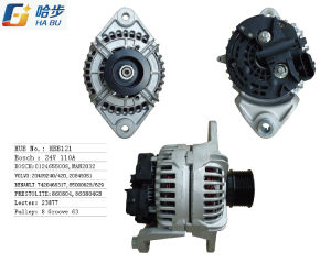 New Alternator Volvo 0-124-655-008 0-124-655-012 20466317 50105895551 Ec290 pictures & photos