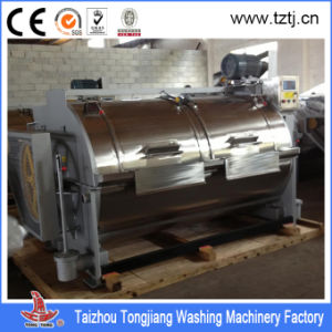300kg Full Stainless Steel Industrial Washing Machine/Semi-Automatic Washing Machine (GX) pictures & photos