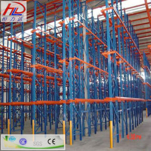 Warehouse Steel Pallet Rack with Corbel Beam pictures & photos