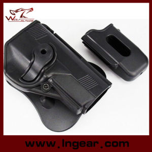 Imi Style Beretta Px4 Pistol Tactical Holster with Mag Pouch pictures & photos