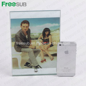 Freesub Sublimation Glass Craft for Photo Frame (BL-03) pictures & photos