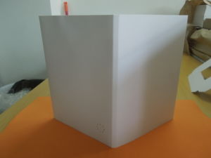 White Card Video Mailer with 5inch Screen pictures & photos