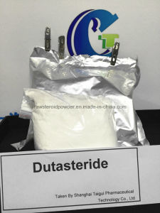 White Dutasteride Hair Loss Treatment Powder High Purity 99% pictures & photos