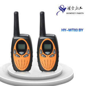 Best Cheap Long Range Small Walkie-Talkie/Intercom with ISO Certification (HY-WT03 BY) pictures & photos
