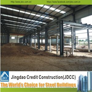 High Quality Large Steel Structure Prefabricated Workshop pictures & photos