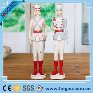 Polyresin Nutcracker Christmas Ornament Hot Products pictures & photos