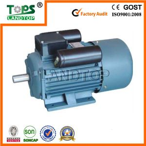 Single Phase YC Electric Motor 5HP 220V pictures & photos