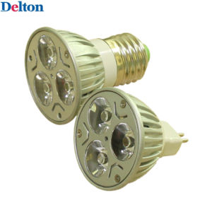 2W MR16 Colorful LED Spot Light (DT-SD-021A) pictures & photos