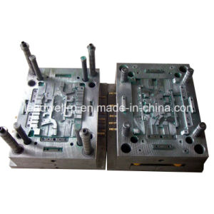 Mould Design & Processing Service, Plastic Injection Molded Part Manufacturer pictures & photos