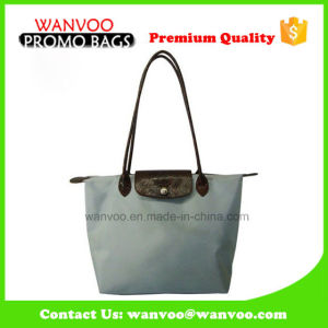 PU Long Handle Women Tote Bag for Promotion pictures & photos