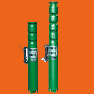 High Pressure High Suction Head Submersible Centrifugal Water Pump pictures & photos