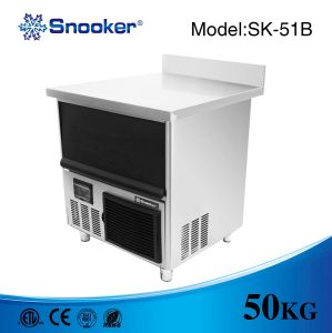 Snooker Hot Sell Professional Manufacturer 26~909kg/24h Ice Machine Ice Maker pictures & photos