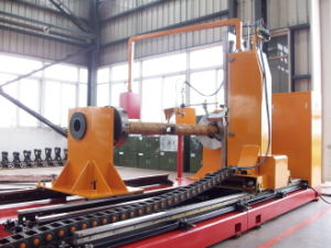 CNC Plasma Pipe Cutter pictures & photos