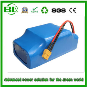 36V 4400mAh Battery Pack Electric Self Balancing Scooter E-Scooter pictures & photos