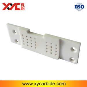 Custom Shaped Non-Standard Ceramic Component Zirconia Plates pictures & photos