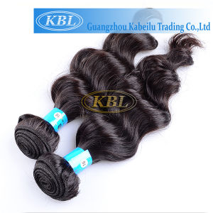 100% Virgin Brazilian Human Hair Body Wave Hair Extensions (KBL-BH-BW) pictures & photos