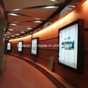 Outdoor Advertising Single Side Static Wall Mounted Light Box pictures & photos