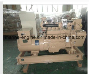 200kw/250kVA Chinese Zichai Diesel Marine Genset with  Z6150zld-5 Engine pictures & photos