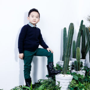 Wholesale Phoebee Knitted Kids Clothing for Boys pictures & photos