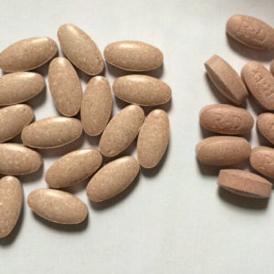 GMP Grape Seed Tablet OEM pictures & photos