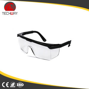 Ce Safety Glasses Anti-Fog Resistant UV Safety Googles pictures & photos