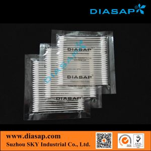 Sharp Head Cotton Tipped Industrial Cotton Swabs for Lens Module (SF-005) pictures & photos