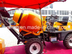 China Top Quality Mobile Dumper Mixer pictures & photos