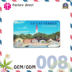 Custom Selling Well All Over The World Resin Souvenir Fridge Magnet for Different Countries pictures & photos