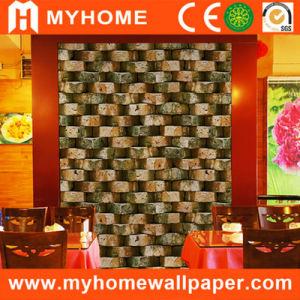 3D Vinyl Wallpaper for Home Decor pictures & photos