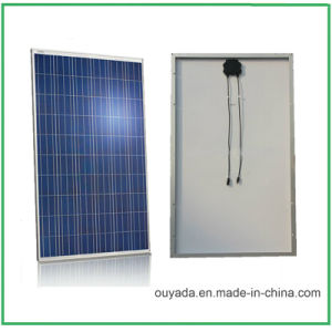 Wholesales A Grade Polycrystalline Solar Cell/ Solar Panel Module 150W for Home or Factory pictures & photos