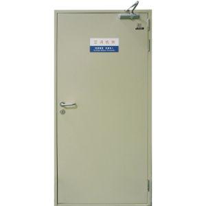 Single Leaf Steel Fire Door with UL Certification pictures & photos