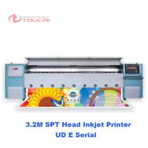 World Popular Outdoor Flex Banner Seiko Solvent Printer