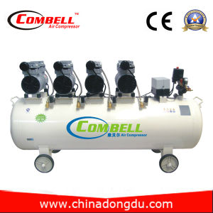 CE Low Noise Oil Free Air Compressors (DDW200/8A) pictures & photos