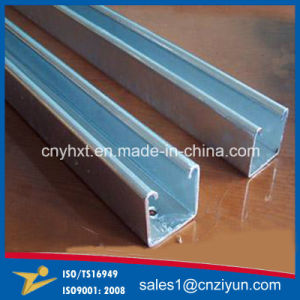 Metal Steel Unistrut C Channel pictures & photos