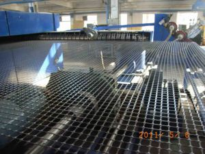 High Tensile Strength Polyester Geogrid Applied in Strengthening Soft Ground of Rail and Road pictures & photos