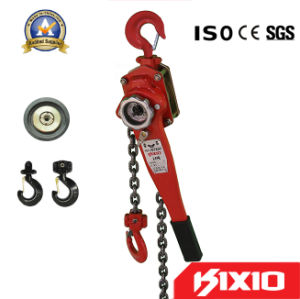 Kixio Brand 1.5 Ton Lifting Hoist Manual Chain Block pictures & photos