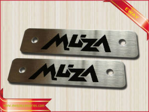 Metal Tag Metal Label Metal Badge Garment Tag pictures & photos