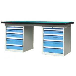 Westco Heavy Duty Workbench with 8 Drawers (FHS)