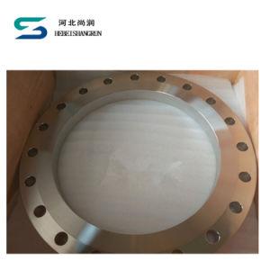 En1092-1/01/B1 304L Plate Flange SS304 Flat Flange RF Dn400 Pn16 pictures & photos