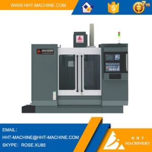 Vmc 1370 High-Precision CNC Milling Machine Used for Curved Surfaces