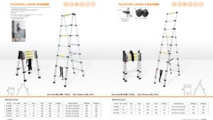 Multi-Purpose Ladder with Good Quality pictures & photos