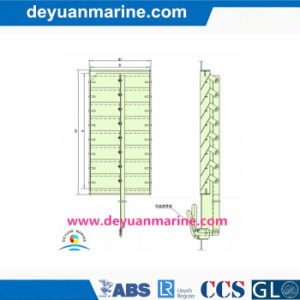 Marine Closable Shutters with Good Quality pictures & photos