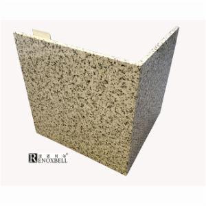 Stone Look Corrugated Aluminum Honeycomb Core Panels pictures & photos