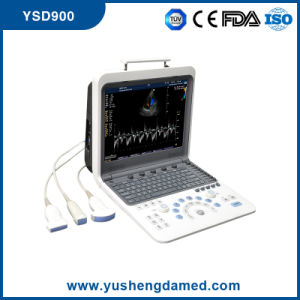 Ysd900 Ce ISO Digital Portable 4D Color Doppler Ultrasound Machine pictures & photos