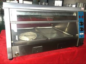 Food Display Warmer 2-Layer (HW-812) pictures & photos