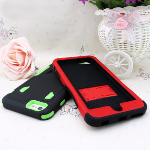 2in1 Belt Clip Holster Robot Phone Case Cover with Holder